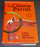 The Chinese Parrot by Earl Derr Biggers