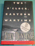 Two O�Clock Eastern Wartime by John Dunning