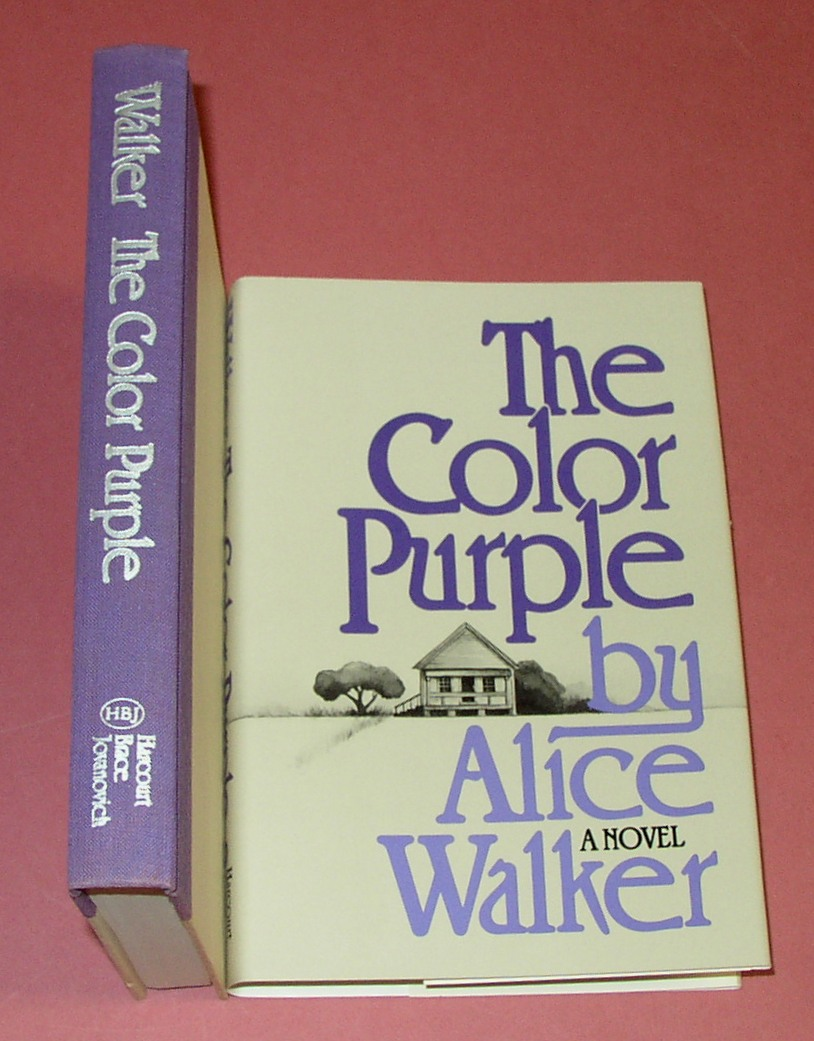 the color purple book review essay Write essay  teaching  the color purple represents all the good things in the world that god creates for men and women to enjoy at the beginning of the book,.